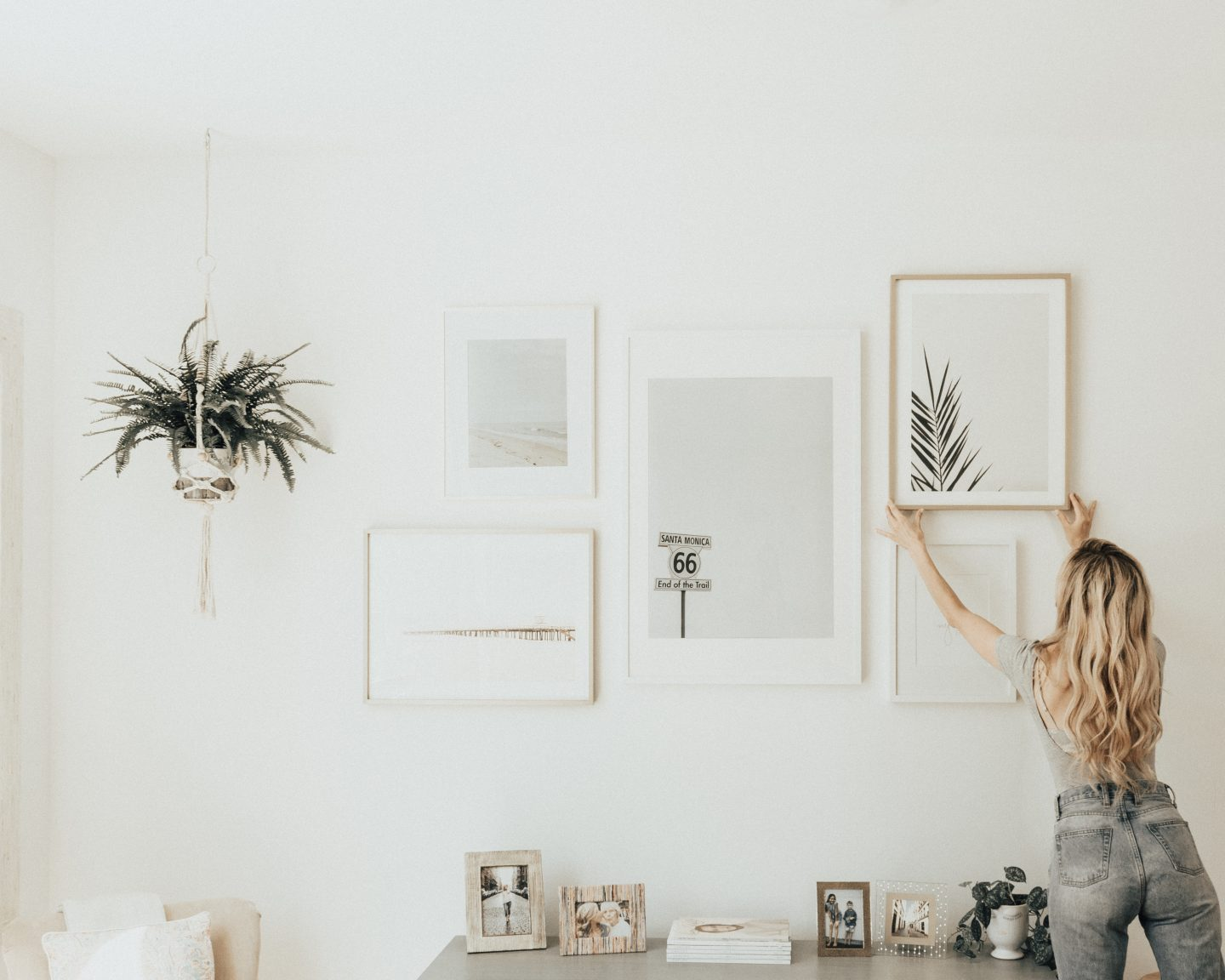 Creating the Perfect Gallery Wall with Jennifer Callahan & Minted