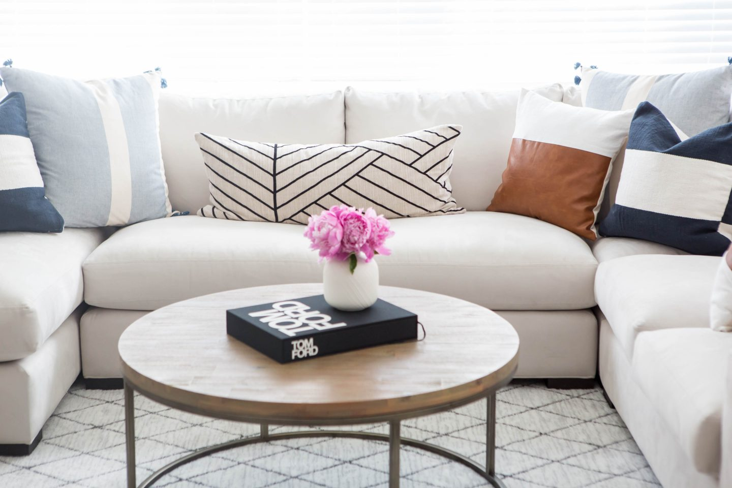Living Room Design, by Get Decorated